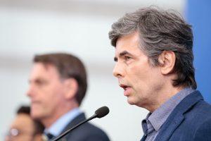 Nelson Teich, ministro da Saúde (Foto: Carolina Antunes/PR)