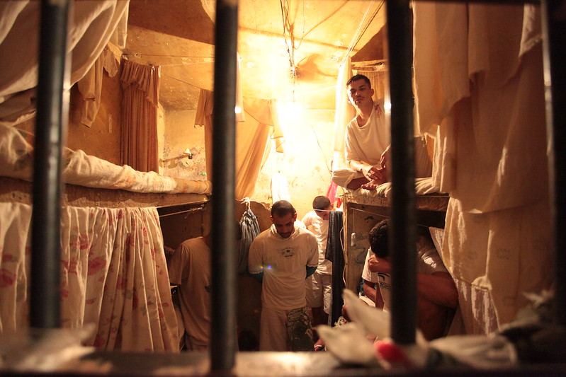 prisão coronavírus