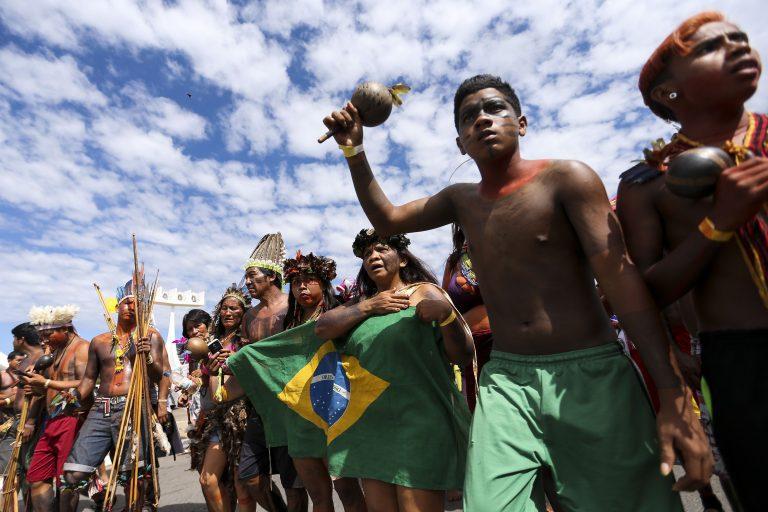 STF demarcação de terra indígena