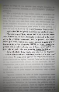 A função de julgar, nas palavras de Victor Nunes Leal