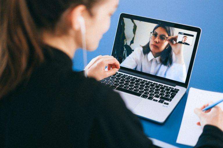 mediação por videoconferência