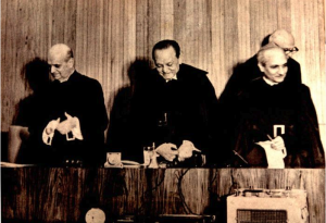 Luiz Gallotti, Gonçalves de Oliveira e Victor Nunes Leal