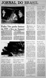 Liminar suspende expulsão de padre Vito Miracapillo