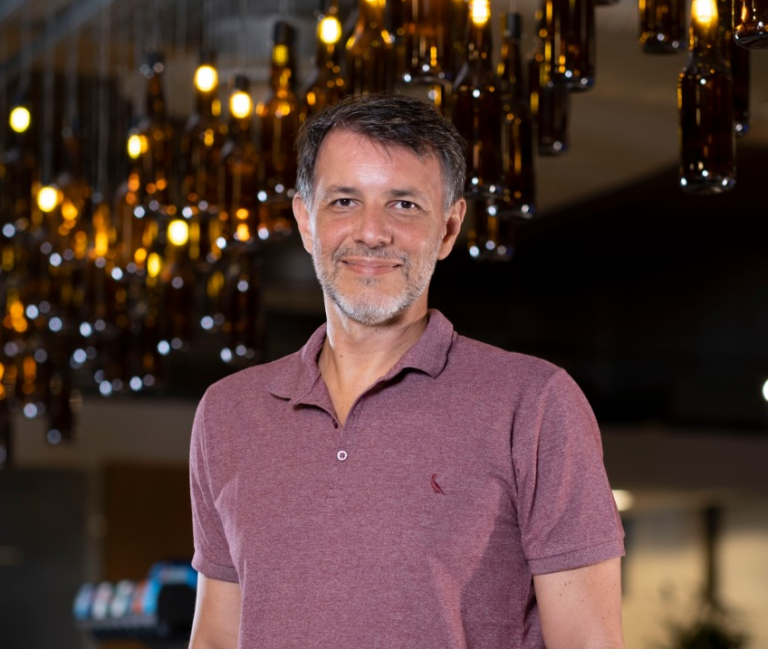 Ricardo Gonçalves Melo, vice-presidente de relações corporativas da Ambev Reforma tributária