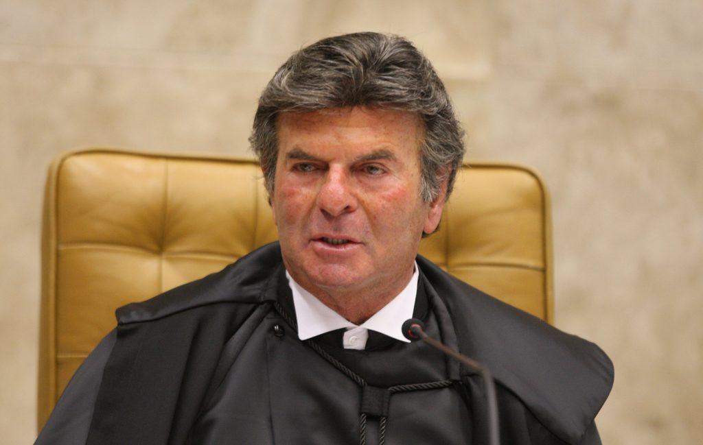 Luiz Fux presidência