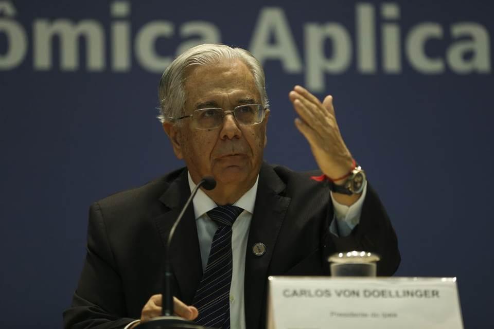 Carlos von Doellinger: parceira com setor privado para expandir a infraestrutura no Brasil