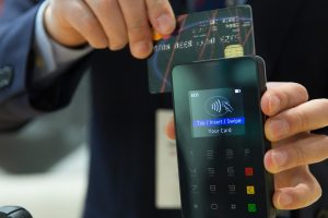 Cartão de crédito, meios de pagamento, maquininhas